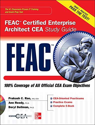 9780071756136: FEAC Certified Enterprise Architect CEA Study Guide (Certification Press)