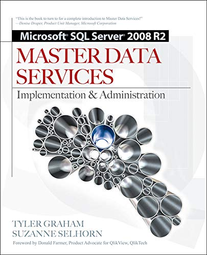 9780071756235: Microsoft SQL Server 2008 R2 Master Data Services
