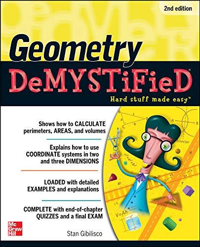 9780071756266: Geometry DeMYSTiFieD, 2nd Edition