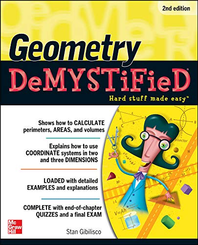 9780071756266: Geometry DeMYSTiFieD, 2nd Edition