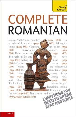9780071756495: Complete Romanian (Teach Yourself - from Beginner to Intermediate Level 4)