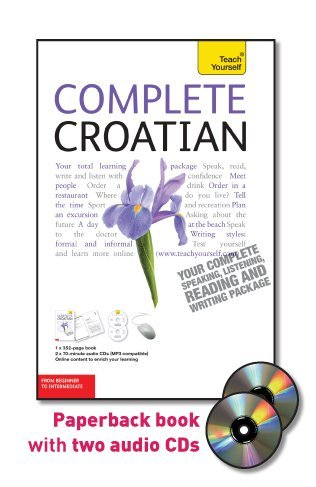 9780071756532: Complete Croatian: From Beginner to Intermediate [With 352 Page Book] (Teach Yourself: Language)