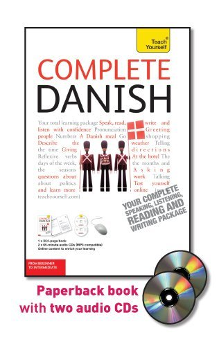 9780071756631: Teach Yourself Complete Danish: From Beginner to Intermediate [With Paperback Book] (Teach Yourself Language Complete Courses)