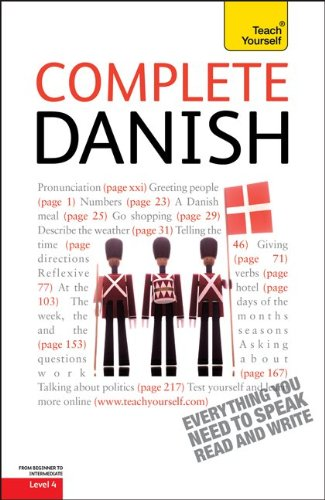 9780071756648: Teach Yourself Complete Danish: From Beginner to Intermediate, Level 4