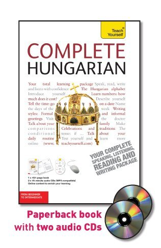 9780071756686: Complete Hungarian: From Beginner to Intermediate [With 464-Page Book] (Teach Yourself Complete Language Courses)