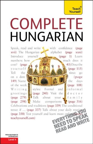 9780071756693: Complete Hungarian (Teach Yourself: Level 4)