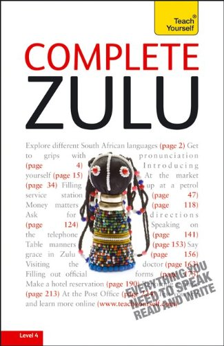 9780071758680: Complete Zulu with Two Audio CDs: A Teach Yourself Guide (TY: Language Guides)