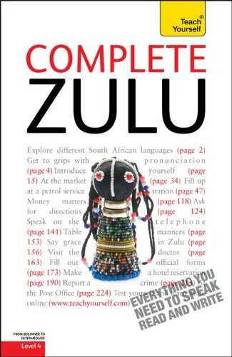 9780071758697: Complete Zulu: A Teach Yourself Guide (TY: Language Guides)