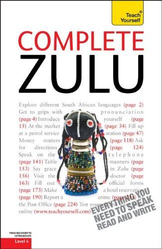 9780071758697: Complete Zulu (Teach Yourself: Level 4)
