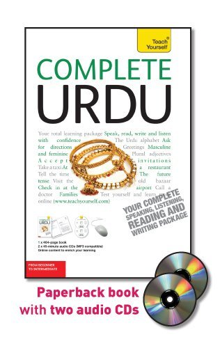 9780071758734: Complete Urdu: Beginner to Intermediate [With Paperback Book] (Teach Yourself (McGraw-Hill))