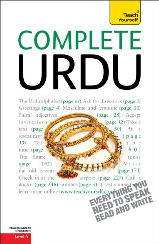 9780071758741: Complete Urdu, Level 4 (Teach Yourself (McGraw-Hill))