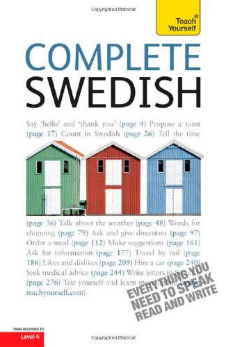 9780071758796: Complete Swedish (Teach Yourself: Level 4)
