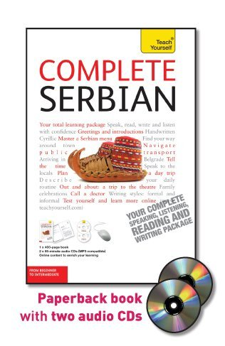 9780071758888: Complete Serbian: From Beginner to Intermediate [With 400 Page Book] (Teach Yourself: Language)