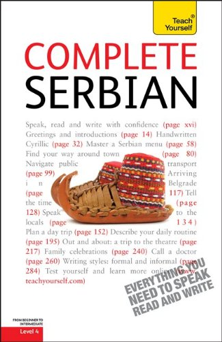 9780071758895: Complete Serbian (Teach Yourself: Level 4)