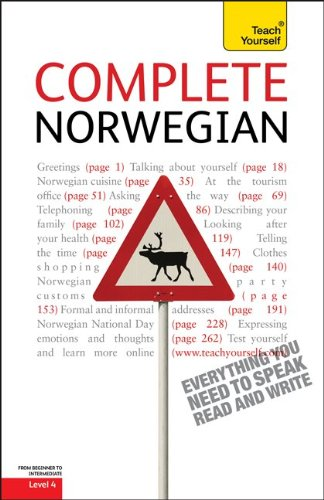 9780071758949: Complete Norwegian: A Teach Yourself Guide (TY: Language Guides)