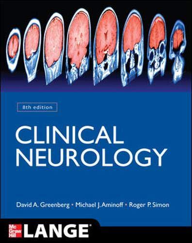 9780071759052: Clinical Neurology 8/E