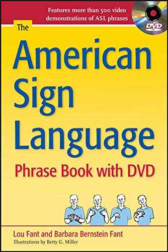9780071759328: The American Sign Language Phrase Book with DVD