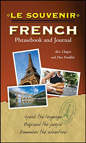 9780071759373: Le souvenir French Phrasebook and Journal (Il Souvenir)