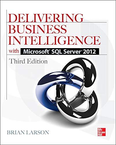 9780071759380: Delivering Business Intelligence With Microsoft SQL Server 2012