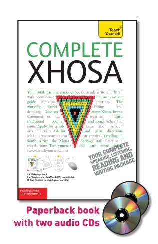 9780071759618: Complete Xhosa [With Paperback Book] (Teach Yourself)