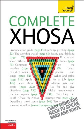 9780071759625: Teach Yourself Complete Xhosa: From Beginner to Intermediate, Level 4