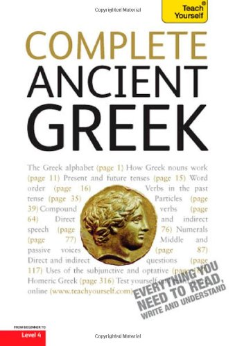 9780071759946: Complete Ancient Greek: A Teach Yourself Guide (Teach Yourself (McGraw-Hill))