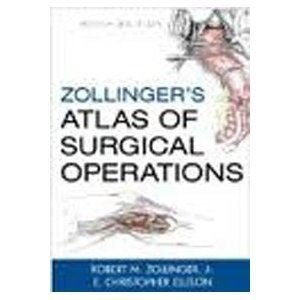 9780071760010: ZOLLINGERS ATLAS OF SURGICAL OPERATIONS