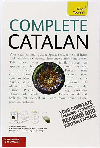 9780071760652: Complete Catalan [With Paperback Book] (Teach Yourself)