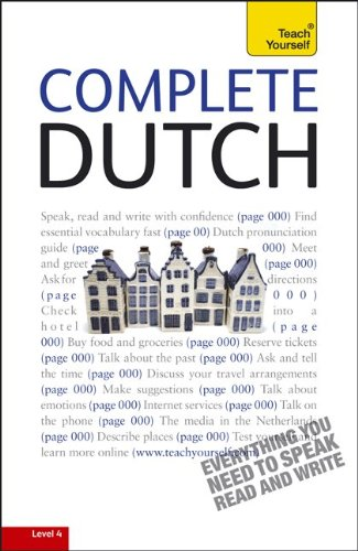 9780071760744: Complete Dutch, Level 4 (Teach Yourself)