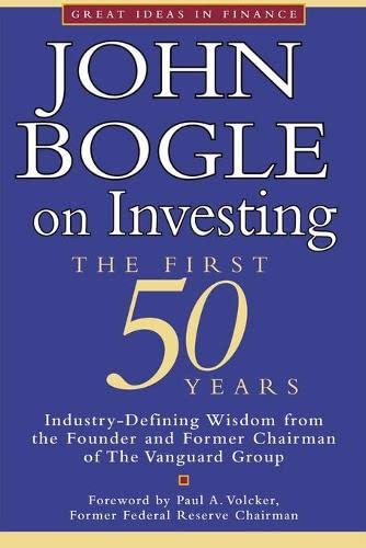 9780071761031: John Bogle on Investing: The First 50 Years