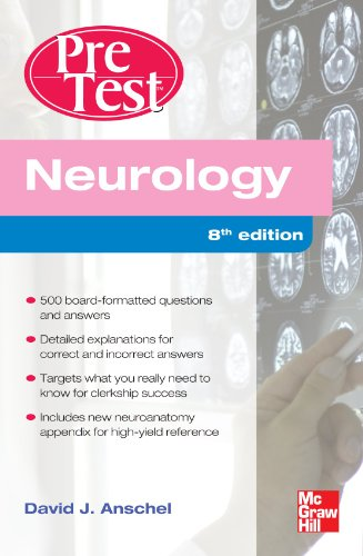 9780071761147: Neurology PreTest Self-Assessment And Review, Eighth Edition