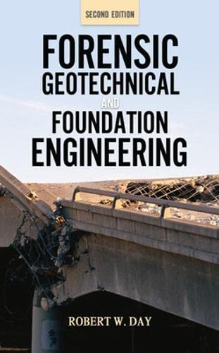 9780071761338: Forensic Geotechnical and Foundation Engineering, Second Edition (Mechanical Engineering)