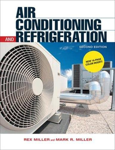 9780071761390: Air Conditioning and Refrigeration, Second Edition