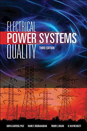 9780071761550: Electrical power sistems quality