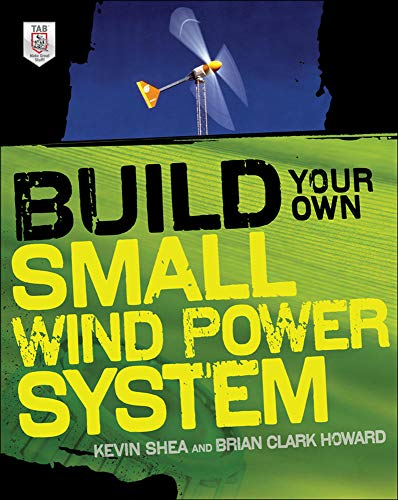 9780071761574: Build Your Own Small Wind Power System