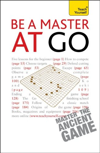 9780071761659: Be a Master at Go (Teach Yourself (McGraw-Hill))
