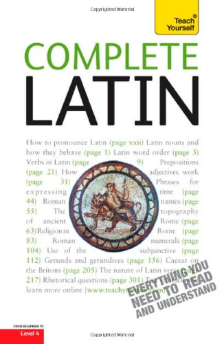 9780071761758: Complete Latin (Teach Yourself)