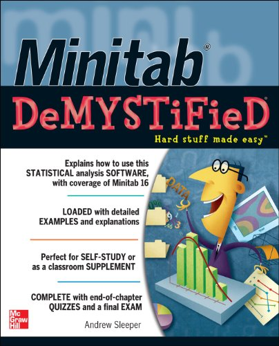 9780071762298: Minitab Demystified