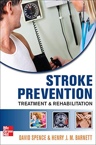 9780071762359: Stroke Prevention, Treatment, and Rehabilitation