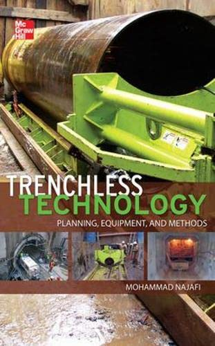 9780071762458: Trenchless Technology: Planning, Equipment, and Methods (Mechanical Engineering)