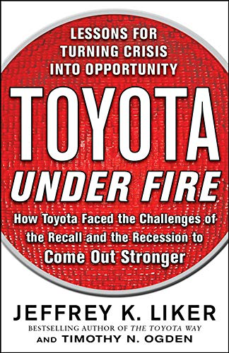 9780071762991: Toyota Under Fire: Lessons for Turning Crisis into Opportunity