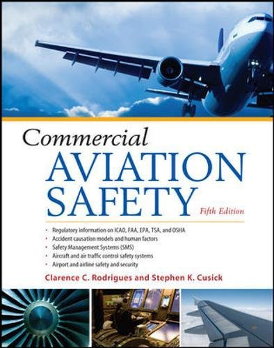 9780071763059: Commercial Aviation Safety 5/E (Mechanical Engineering)