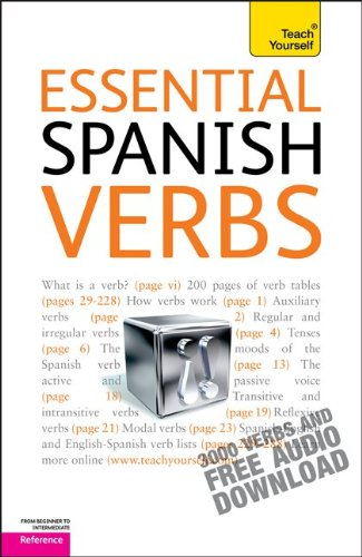 9780071763240: Essential Spanish Verbs (Teach Yourself: Reference)