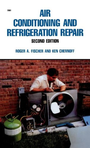 9780071763486: Air Conditioning and Refrigeration Repair