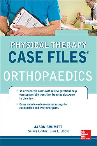 9780071763776: Physical Therapy Case Files: Orthopaedics