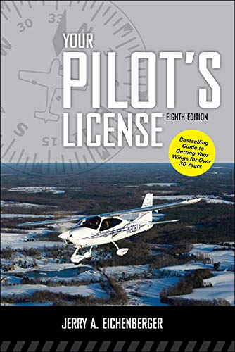 9780071763820: Your Pilot's License, Eighth Edition