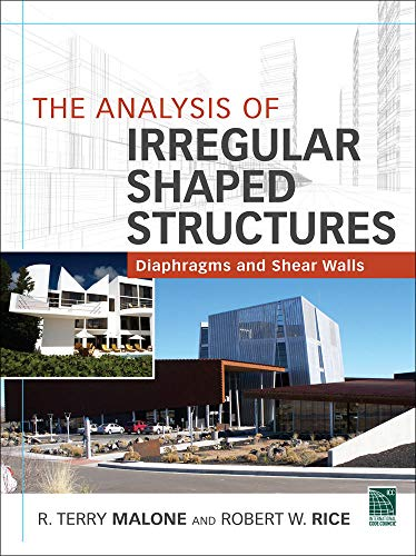 9780071763837: The Analysis of Irregular Shaped Structures Diaphragms and Shear Walls