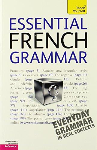 9780071763981: Essential French Grammar (Teach Yourself)