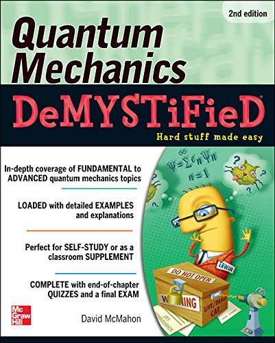 9780071765633: Quantum Mechanics Demystified