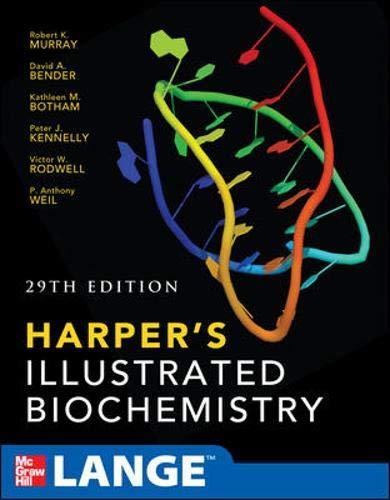 9780071765763: Harpers Illustrated Biochemistry (Lange Medical Book)